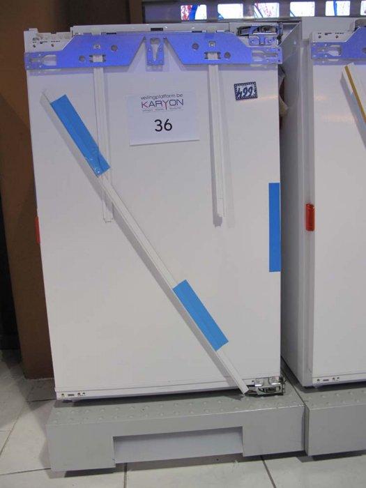 inbouw koelkast  diepvries  u2022 Karyon